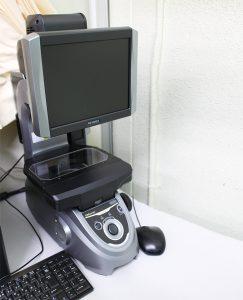 画像測定装置(キーエンス 製)